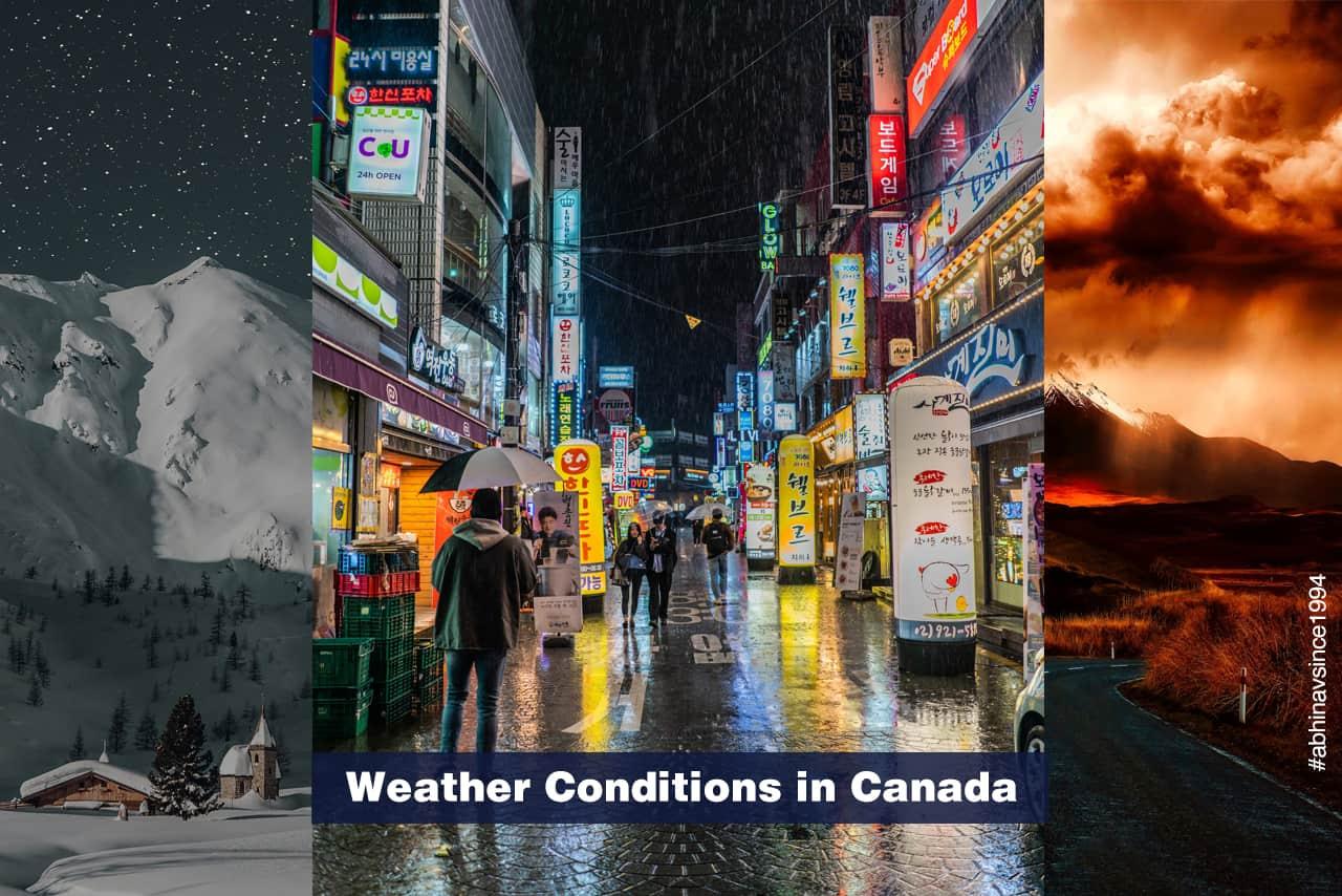 people walking in rainy weather