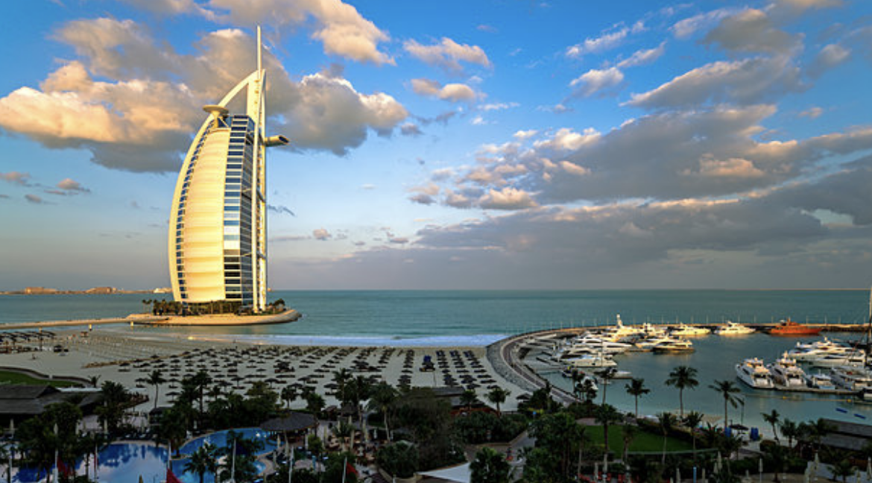 Weather Conditions in Dubai