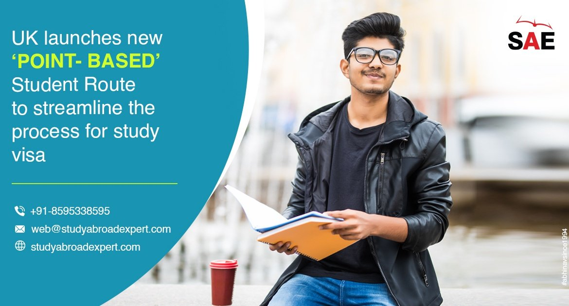 UK launches new 'point-based' Student Route to streamline the process for study visa